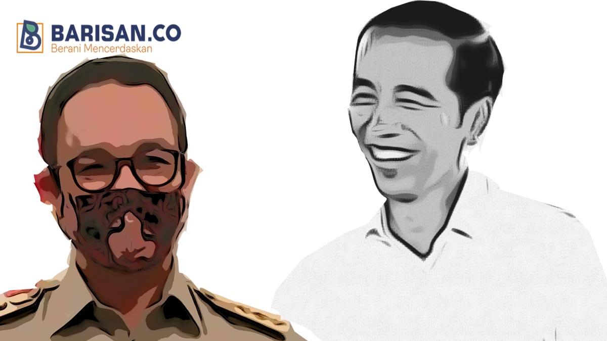 Anies Jokowi