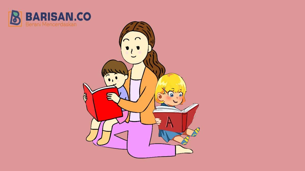 Pendidikan anal dalam keluarga
