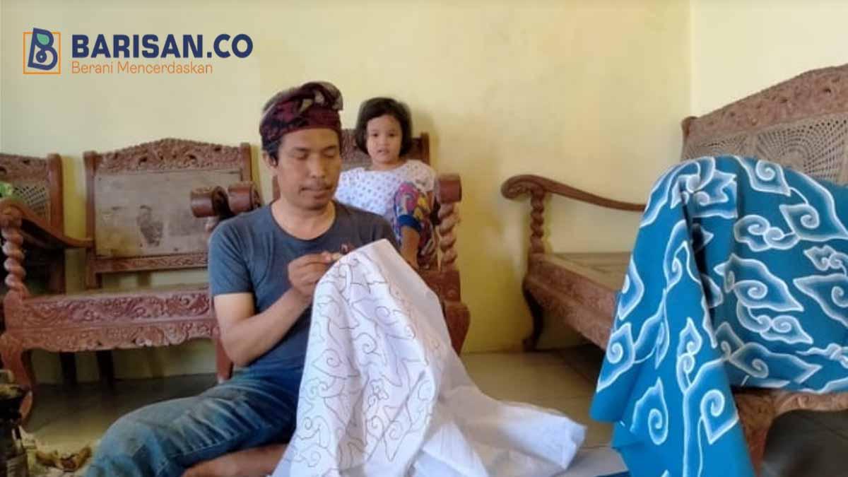 Batik sungging
