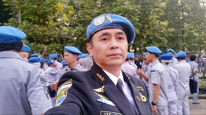 Pimpinan Sunda Empire Rangga Sasana