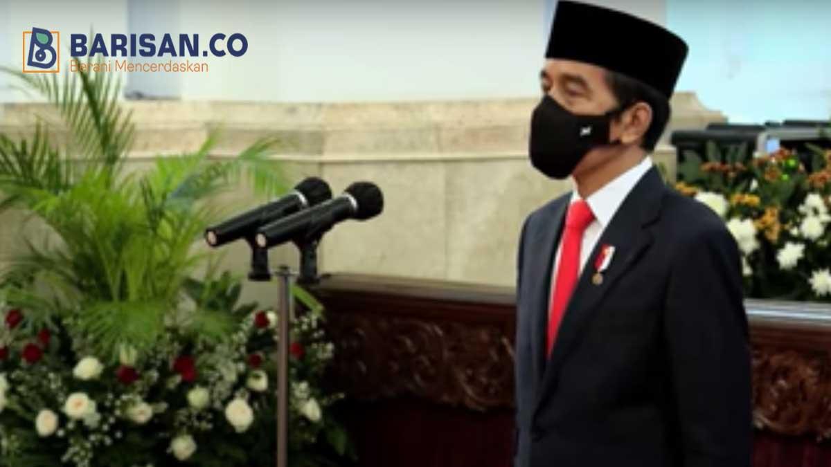 Jokowi Hari Pahlawan 2020