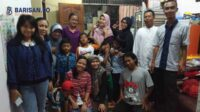 Kelompok Literasi Ungaran (Kelingan) berkumpul