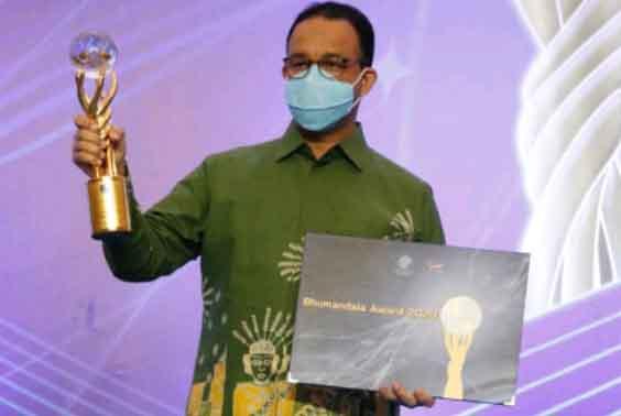 Penghargaan Bhumandala Award 2020
